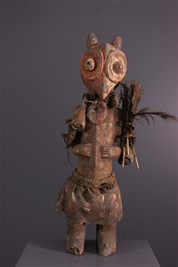 Statuette fétiche Holo Hamba