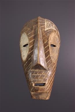 Masque Kifwebe Luba