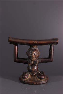 Art africain - Appui-nuque Luba