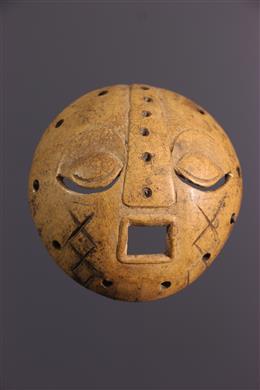 Masque talisman Luba Kifwebe