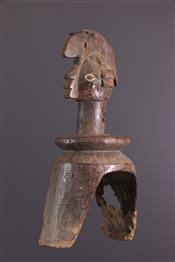 Masque africainMasque Mumuye