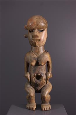 Figure de reliquaire Salampasu
