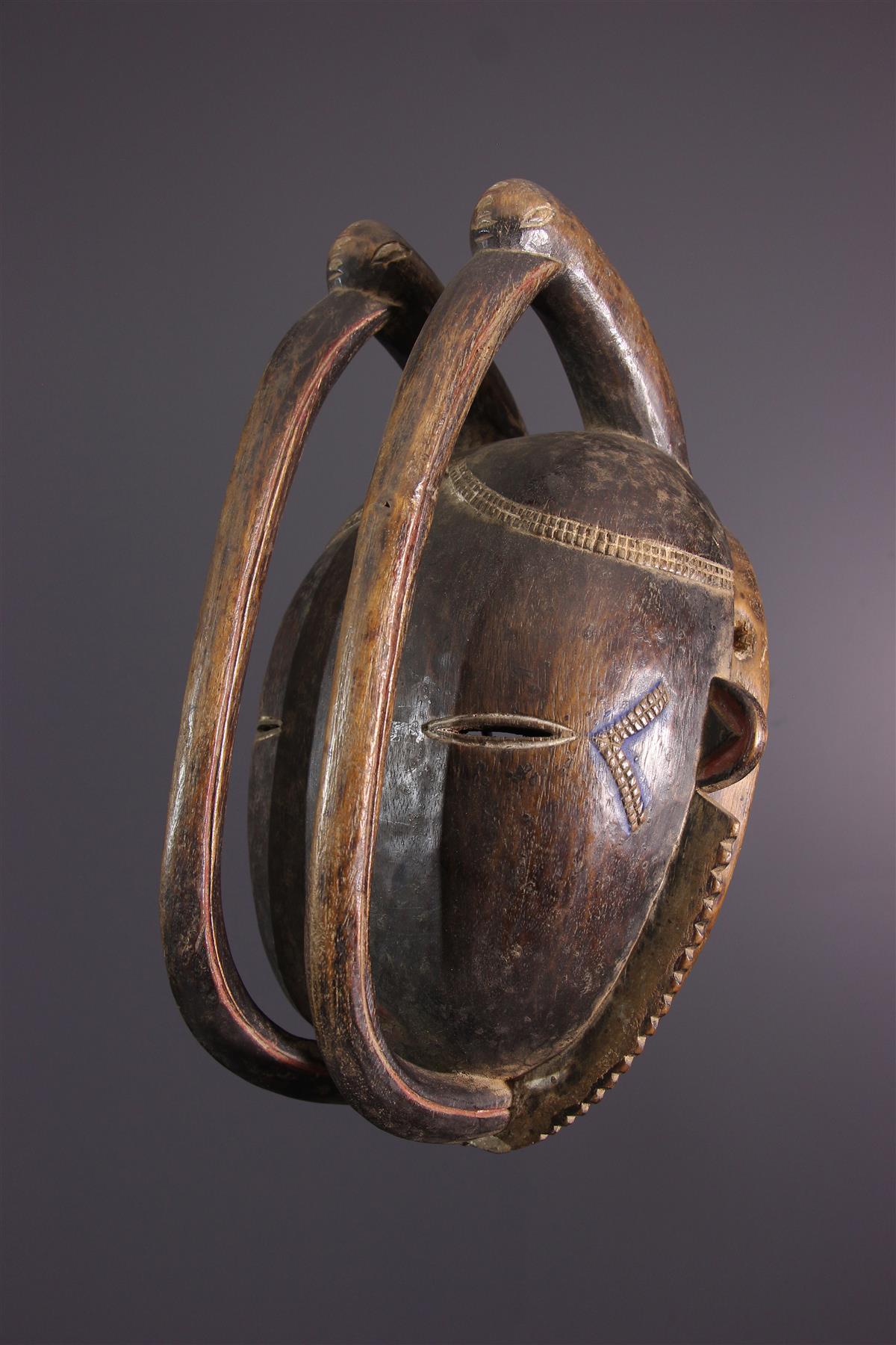 Masque Ligbi - Art africain
