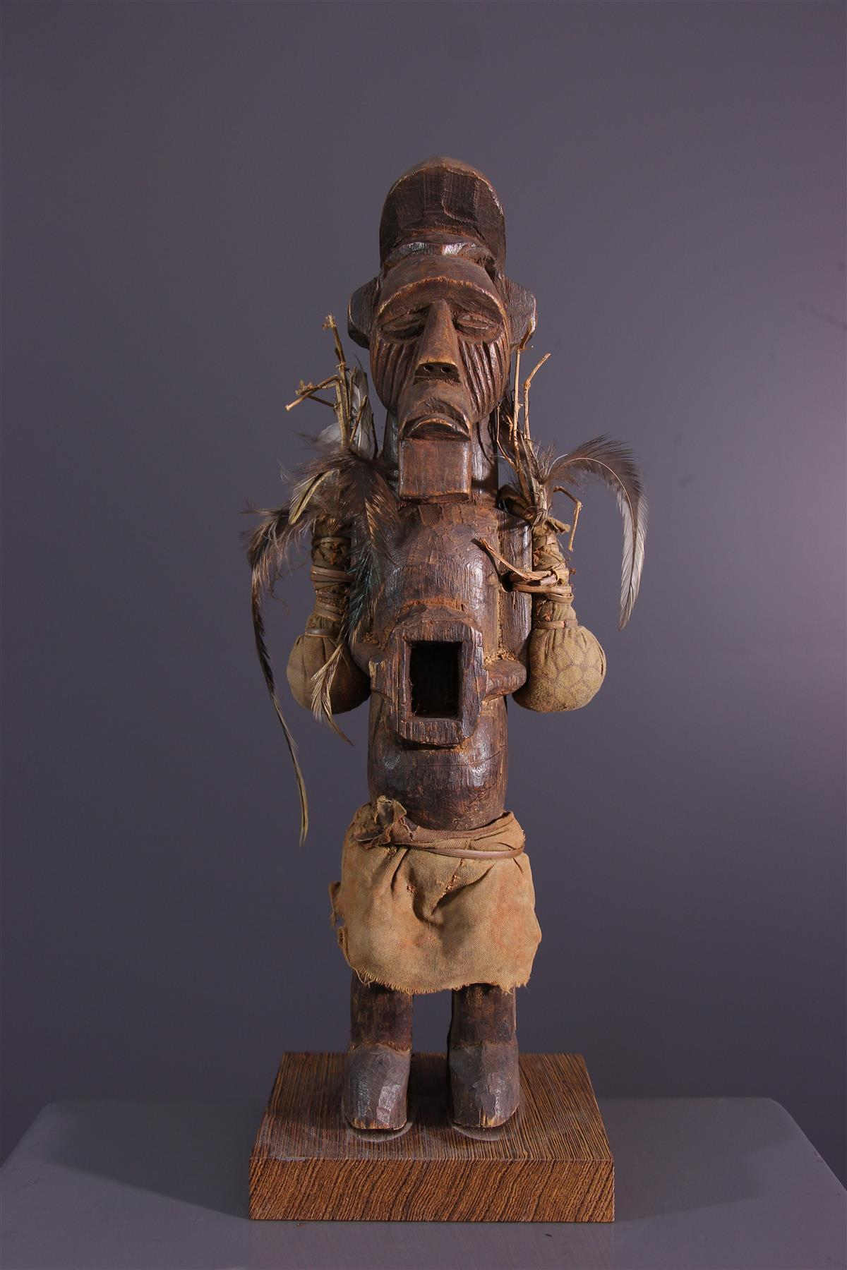 Statuette  Buti Teke - Art africain