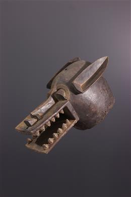 Masque Korobla - Art africain