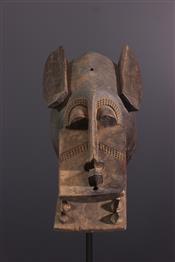 Masque africainMasque Korobla