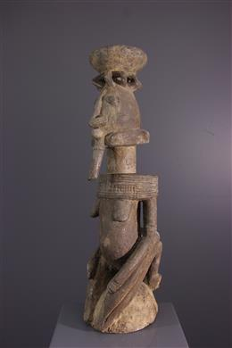 Art africain - Statue Dogon Bombou-toro