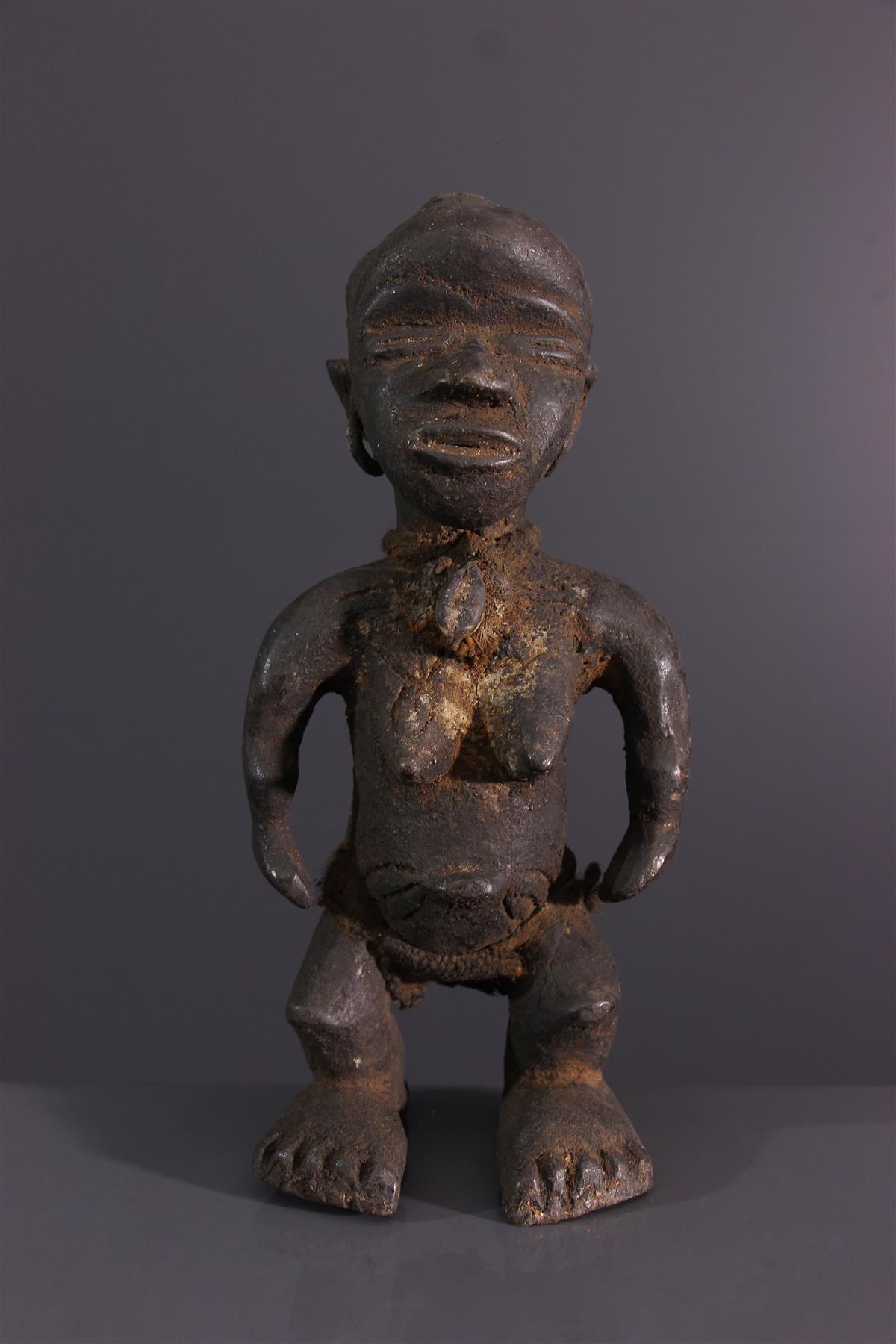 Fétiche Dan - Art africain