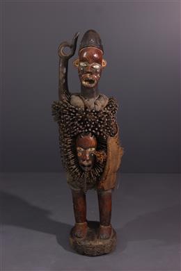 Statue Nkissi Nkonde Vili/Kongo