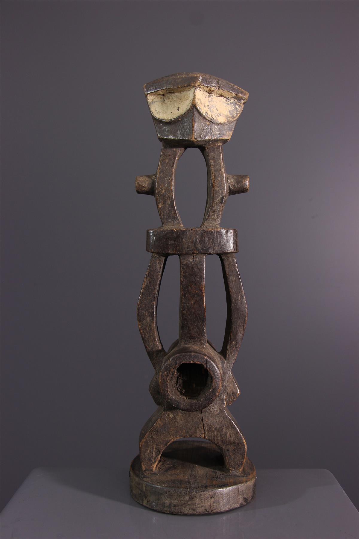 Figure Ngombe - Art africain
