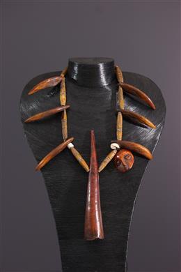 Collier Lega Mubanga du Bwami
