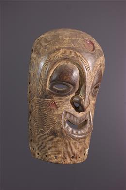 Masque Tetela / Songye