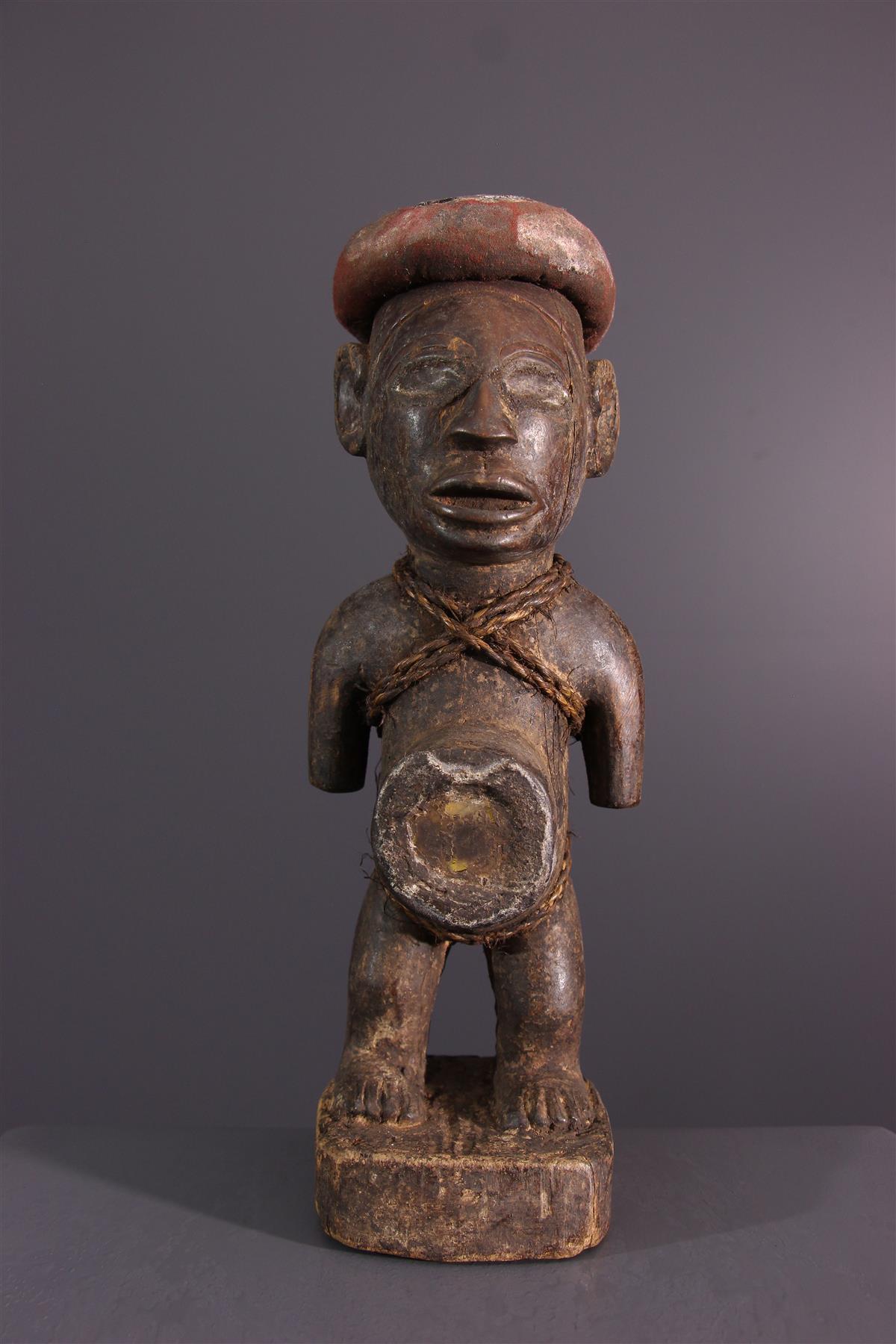 Fétiche Nkisi - Art africain