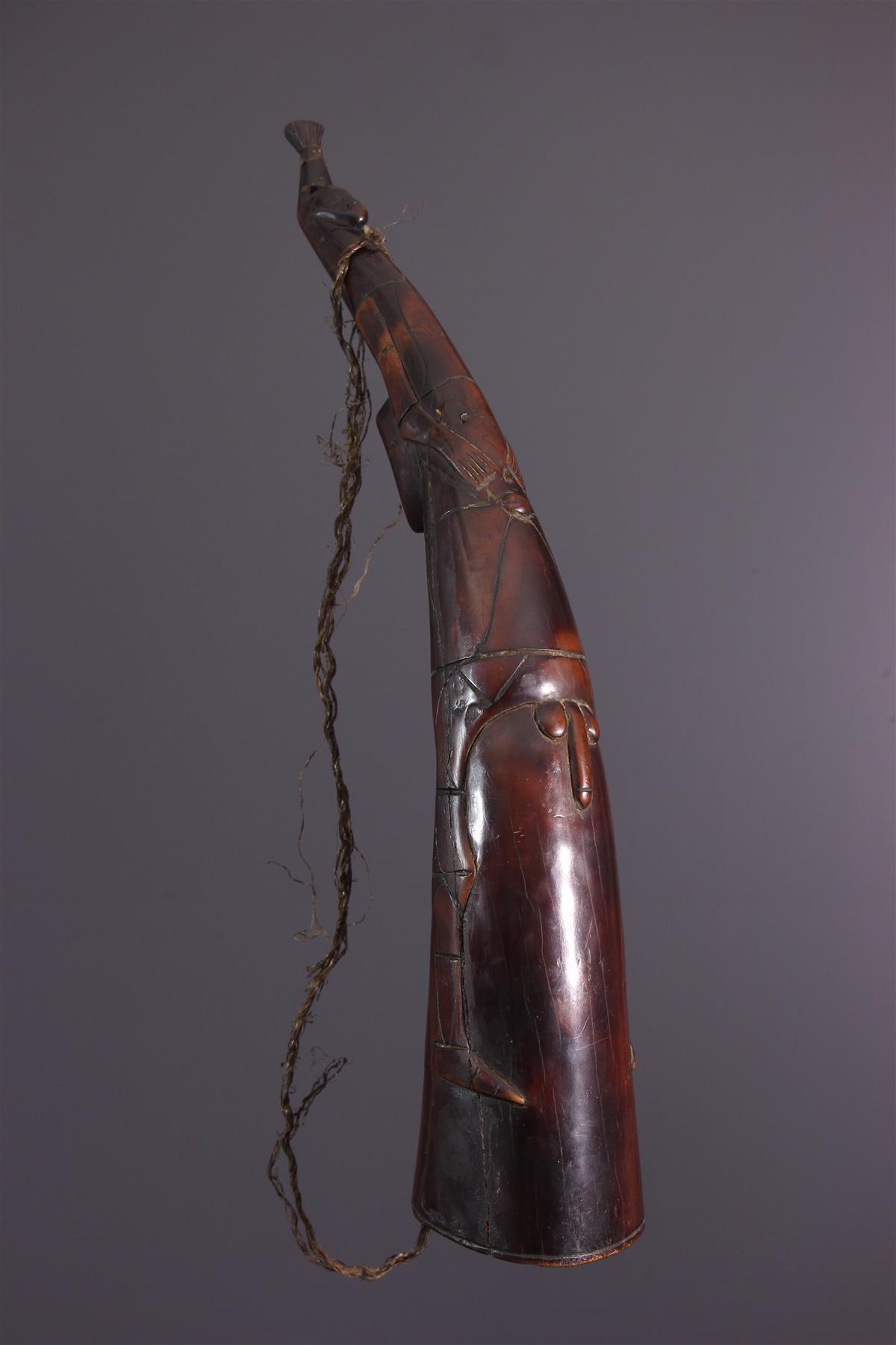 Cor Mangbetu - Art africain