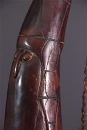 Instruments de musique, harpes, djembe Tam TamCor Mangbetu