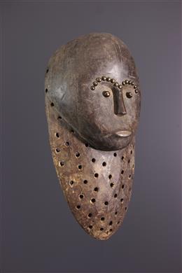 Masque Ngon Ntang - Art africain