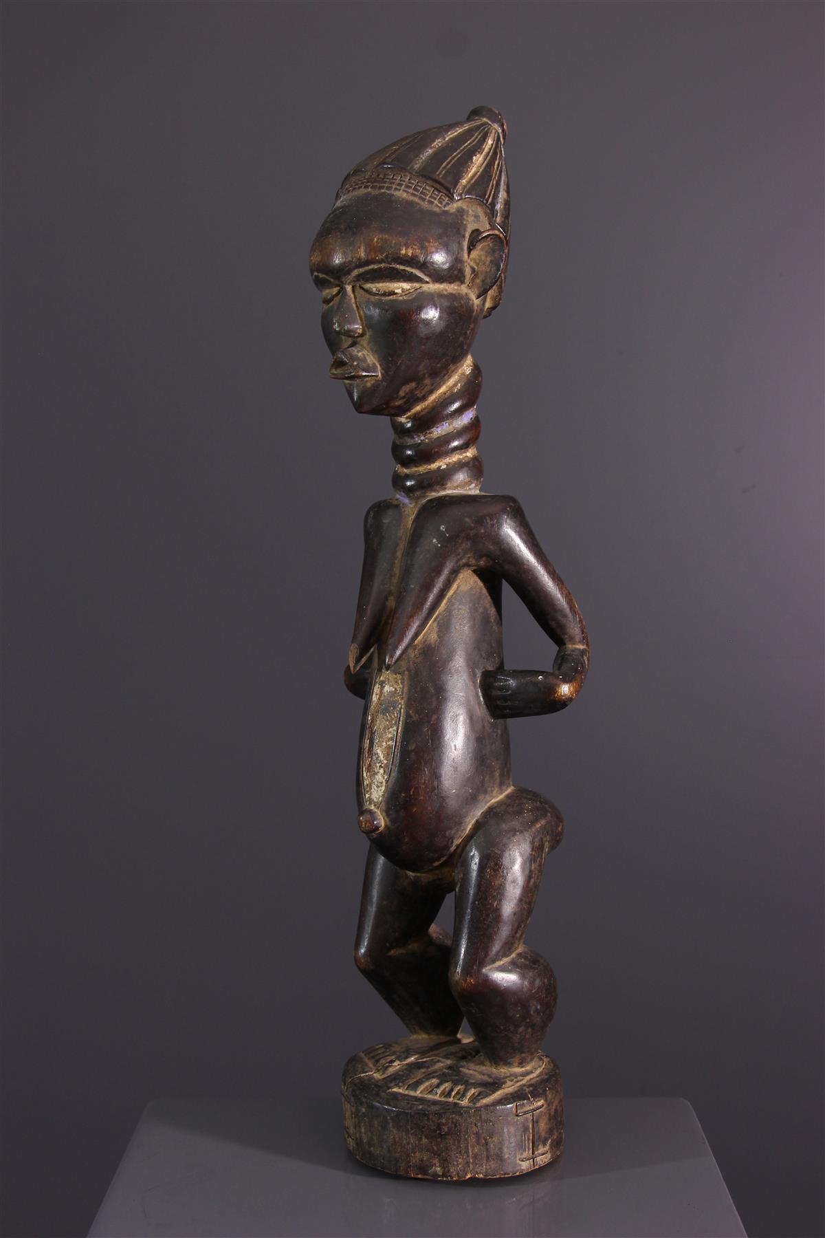 Statue Gouro - Art africain