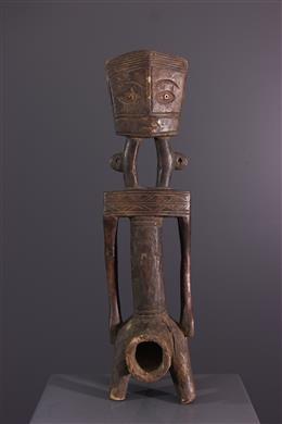 Figure sculptée Ngombe