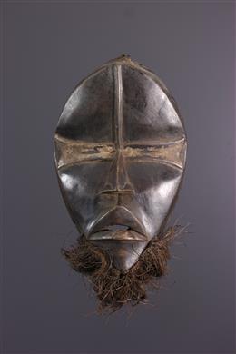 Art africain - Masque Dan Tankaglé