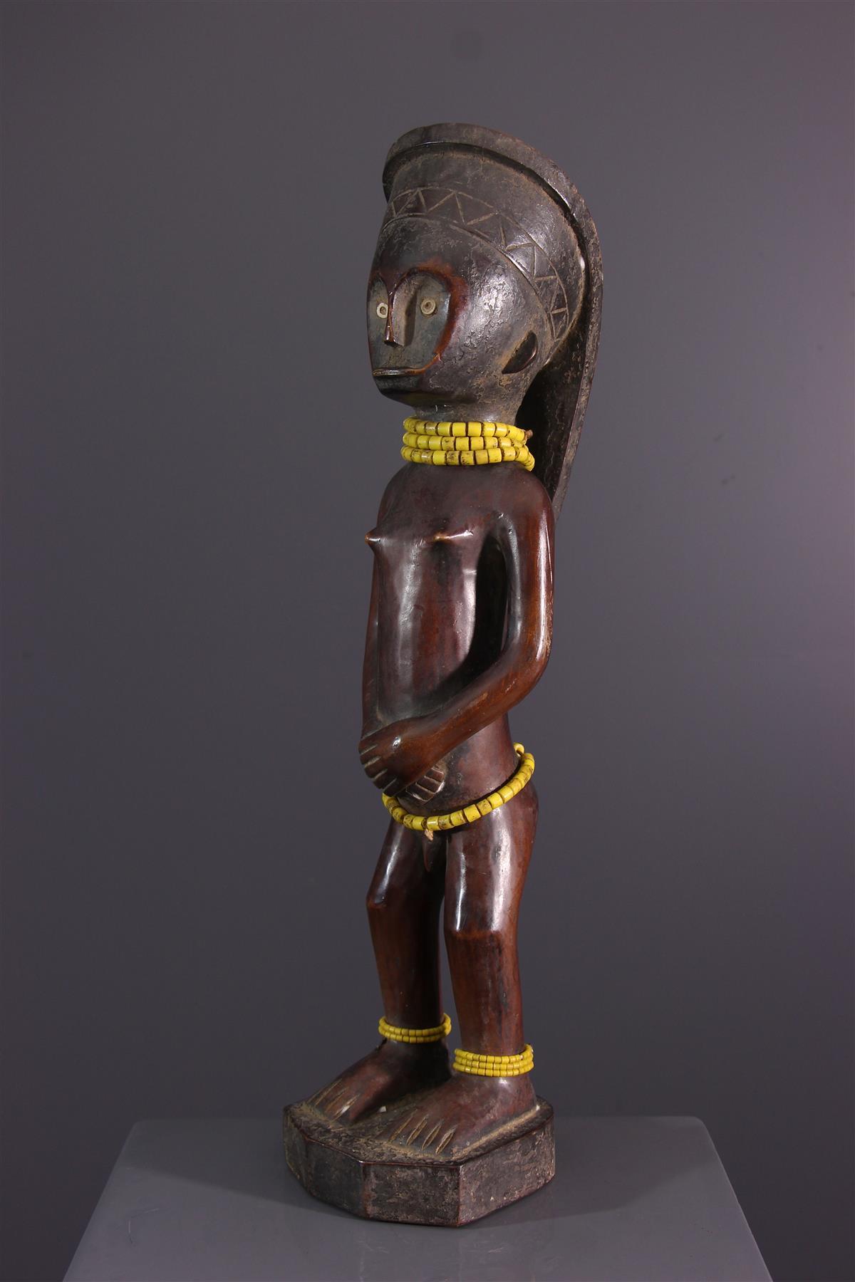 Statue OviMbudu - Art africain