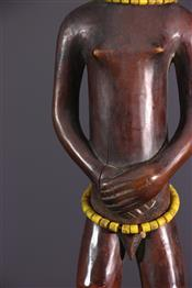 Masque africainStatue OviMbudu