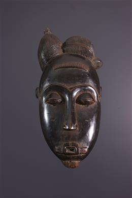 Art africain - Masque Baule Ndoma