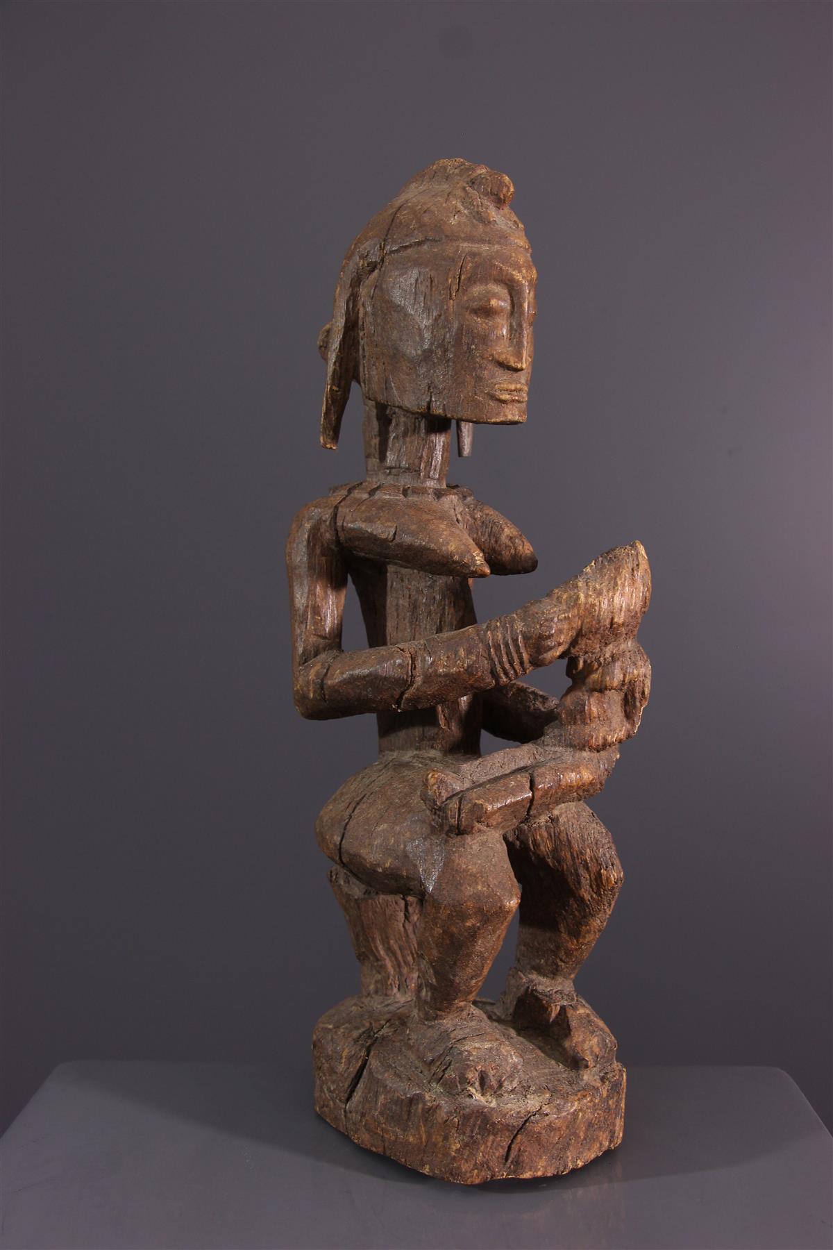 Maternité Dogon - Art africain