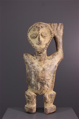 Art africain - Statue Lega