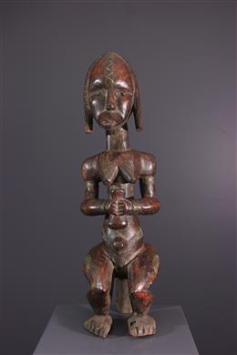 Figure d ancêtre du Byeri Fang