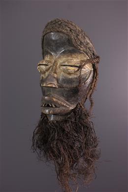 Art africain - Masque Wé Wobé