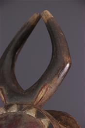 Masque africainMasque Kplé kplé