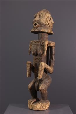 Art africain - Statuette Dogon Bombou-toro