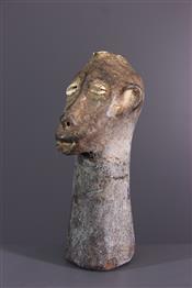 Statues africainesTête Zimba