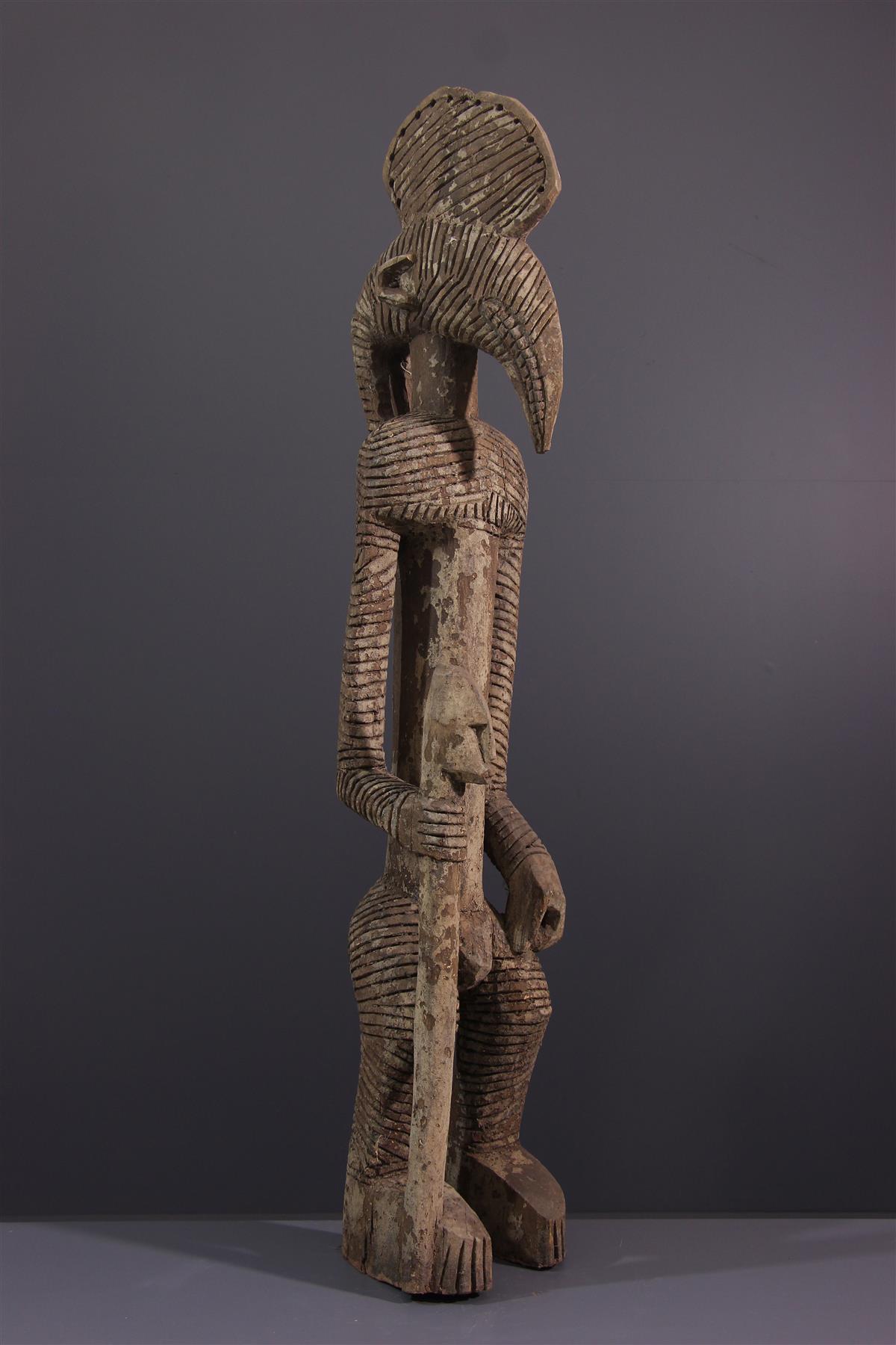 Statue Bobo - Art africain