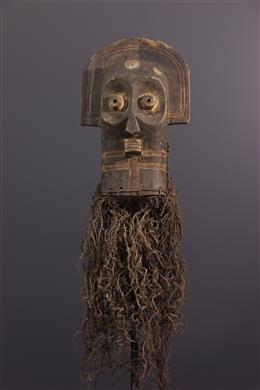 Art africain - Masque Mwadi Tetela
