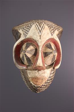 Masque  Kuba Ngeende Pwoom itok