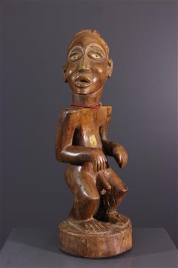 Statuette Nkisi Solongo ou Sundi