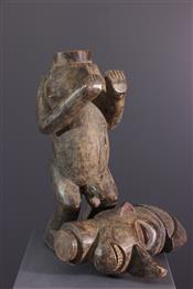 Statues africainesBoite Yaka
