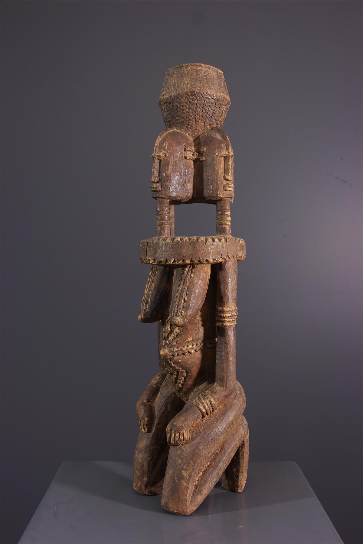 Statuette Dogon - Art africain
