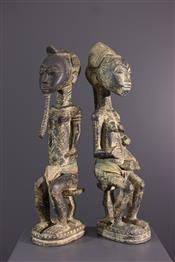 Statues africainesStatues Baoule