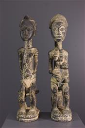 Statues Baoule