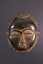 Masque africainMasque Baule