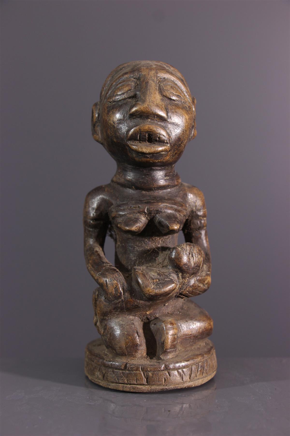 Statuette Pfemba - Art africain