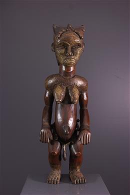 Art africain - Statue dancêtre Fang
