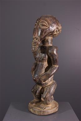 Statue d ancêtre Kusu