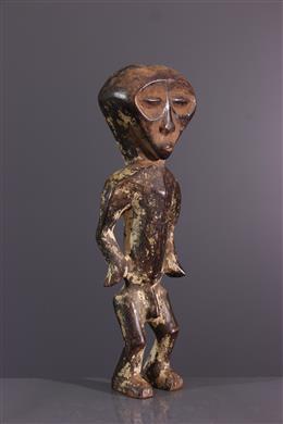 Art africain - Figure anthropomorphe Lega