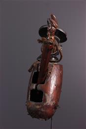Instruments de musique, harpes, djembe Tam TamTambour Téké