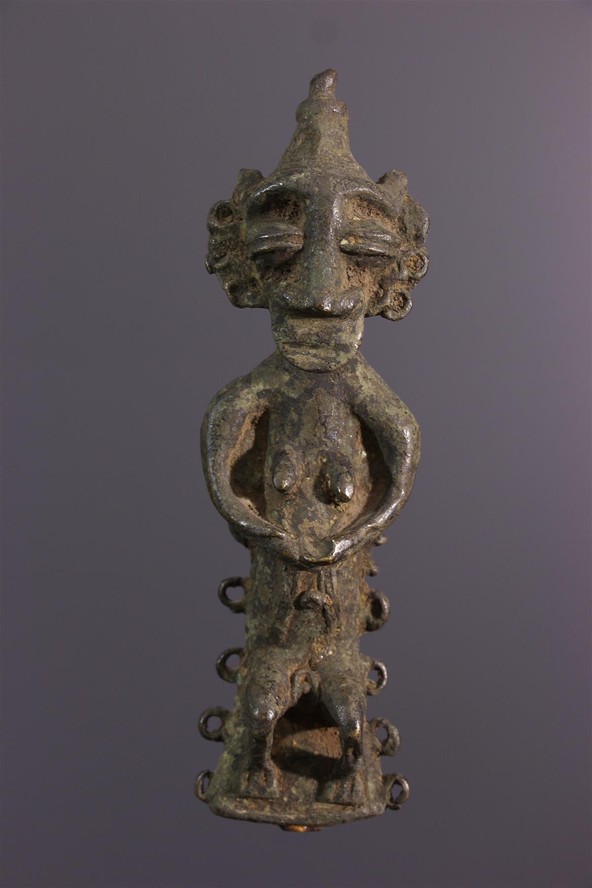 Emblème Ogboni - Art africain