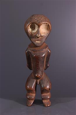 Art africain - Statuette Lega Iginga