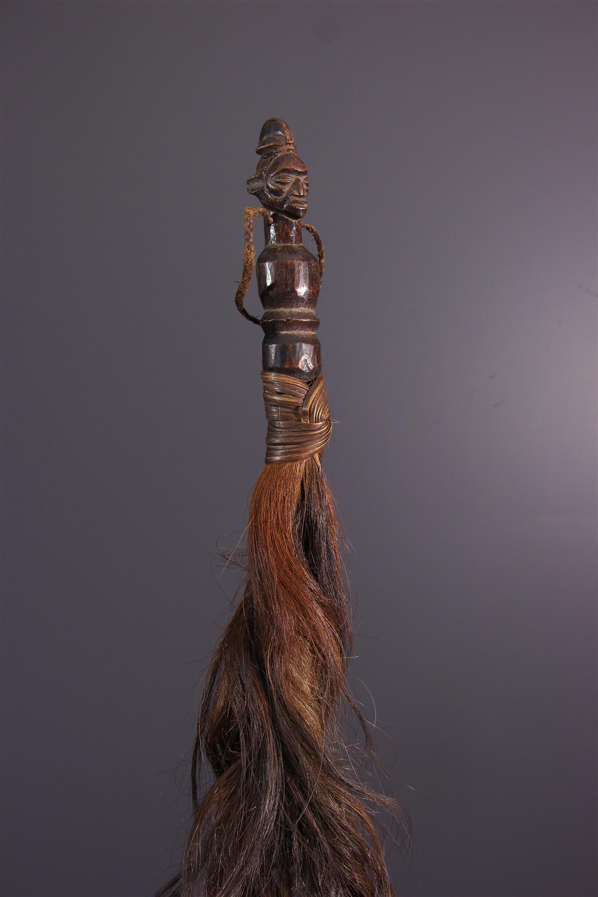 Chasse-mouche Yaka - Art africain